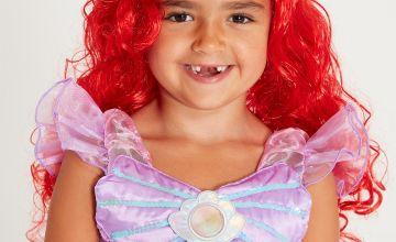 RUBIE'S Disney Princess Red Ariel Wig - One Size