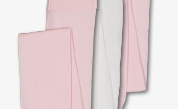 Pink & White Ballet Tights 3 Pack