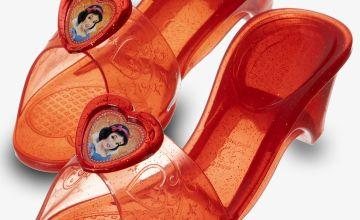 RUBIE'S Disney Princess Snow White Red Jelly Shoes - One Siz