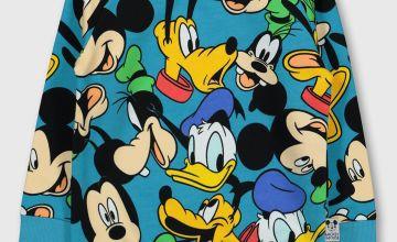 Disney Mickey Mouse Blue Sweatshirt