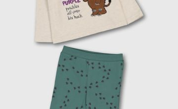 The Gruffalo Multicoloured Pyjama Set