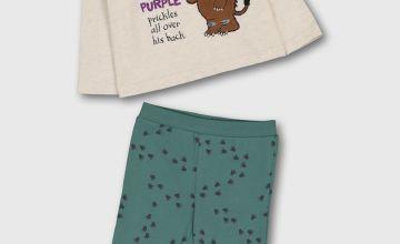 The Gruffalo Multicoloured Pyjama Set