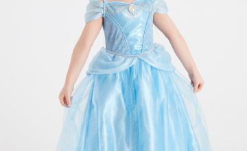 Disney Princess Cinderella Blue Costume
