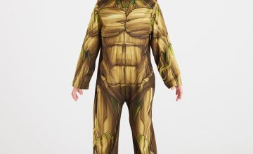 Marvel Guardians of the Galaxy Groot Green Costume