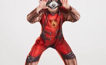 Marvel Guardians Of The Galaxy Rocket Raccoon Costume
