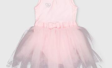 Pink Ballet Tutu Dress