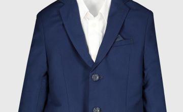 Blue Formal Jacket