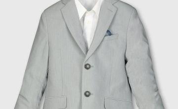 Pale Grey Formal Jacket