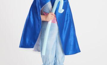Disney Toy Story 4 Blue Bo Peep Costume Set