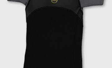Yellow Short Wetsuit