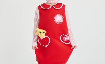Peppa Pig Red Costume