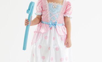 Disney Toy Story Bo Peep Pink Costume