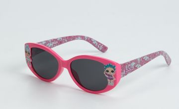 L.O.L. Surprise! Pink Sunglasses - One Size
