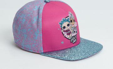 L.O.L. Surprise! Pink Cap