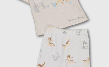 Disney Bambi & Thumper Pyjamas