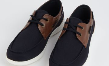 Sole Comfort Stone Boat Shoes