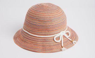 Pastel Cloche Hat