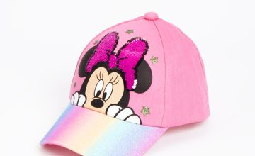 Disney Minnie Mouse Pink Cap