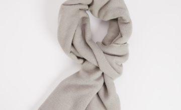 Grey Scarf - One Size