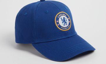 Chelsea Football Club Blue Cap - One Size