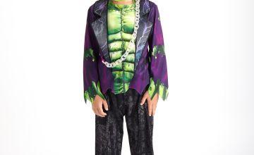 Halloween Frankenstein's Monster Costume