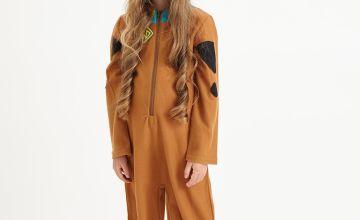 Halloween Scooby Doo All In One Costume