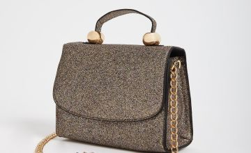 Glitter Occasion Bag - One Size