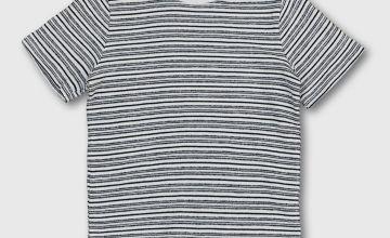 Black & White Stripe T-Shirt