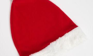 Christmas Red Musical Santa Hat