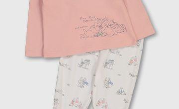 Peter Rabbit Pink Pyjamas