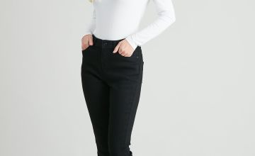 Black Shape, Sculpt & Lift Skinny Jeans