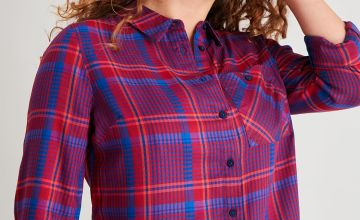 Bright Check Shirt