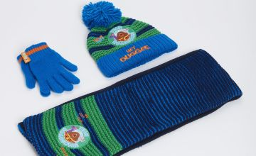 Hey Duggee Blue Hat, Gloves & Scarf