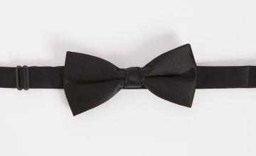 Black Bow Tie - One Size