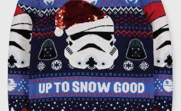 Christmas Mini Me Star Wars Jumper