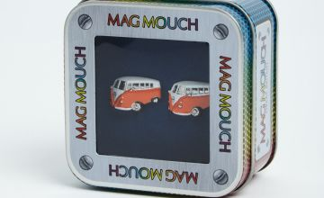 MAG MOUCH Camper Van Cufflinks - One Size