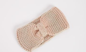 Pastel Knitted Headband - One Size