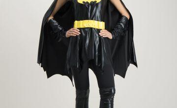 RUBIE'S DC Batgirl 5 Piece Costume Set