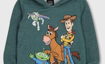Disney Toy Story Green Hoodie