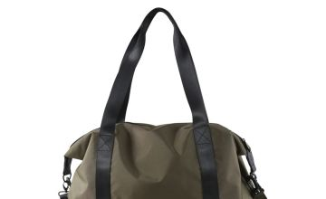 Green Changing Bag - One Size