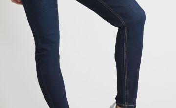 MATERNITY Dark Denim Skinny Jeans