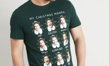 Christmas Elf Green T-Shirt