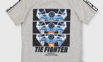 Star Wars Grey T-Shirt