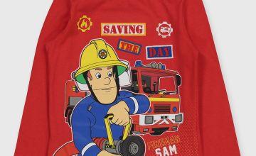 Fireman Sam Red 'Saving The Day' Top