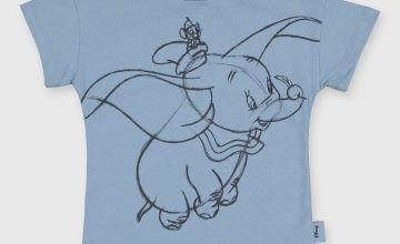 Disney Dumbo Blue Top
