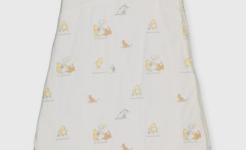 Disney Winnie The Pooh 1.5 Tog Sleeping Bag