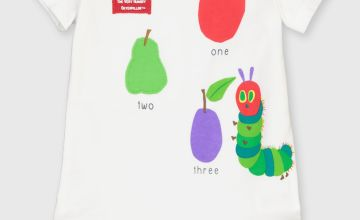 The Very Hungry Caterpillar Bodysuit