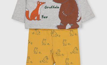 The Gruffalo Mustard Pyjama Set