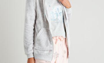 Polar Bear Pyjama & Hoodie Set