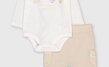 Peter Rabbit Bodysuit & Trouser Set